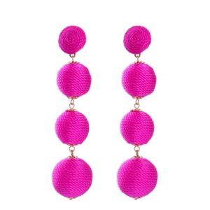 Jewelry - Ball Drop Statement Earrings